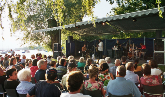 Jazz am See, Allensbach